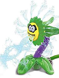 billige -sprinkler til børn, vand sprinkler legetøj hydro swirl splash solsikke til børn småbørn udendørs baghave legetøj