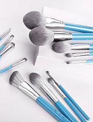 cheap -Iris Series 13pcs Makeup Brush Set  Man-made Fiber Hair Beauty Tool Brush