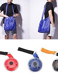 cheap -Ultra Small Portable Folding Telescopic Storage Bag Multifunctional Storage Bag Small Disc Shopping Bag