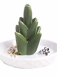 cheap -autoak aloe ring holder jewelry tray,home decor accent,wedding birthday, aj-207