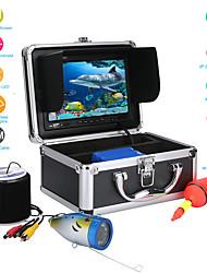 cheap -F001MD-50M 50M  7'' inch 1000TVL Fish Finder HD DVR Recorder Waterproof Fishing Video Underwater Fishing Camera 12 PCS LED Infrared Lamp Lights