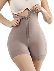 cheap -women shapewear shaper body shaper slimming bodysuit waistline with long leg lace hem plus size s-6xl