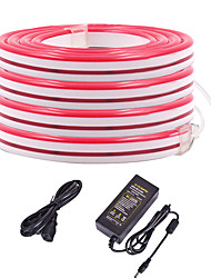 cheap -4m LED Light Strips Flexible Tiktok Lights 480 LEDs SMD3528 12mm Warm White White Red Waterproof Creative Cuttable 12 V 1 set