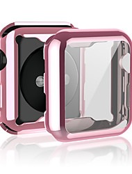 cheap -Cases For Apple Watch Series SE / 6/5/4/3/2/1 TPU Compatibility Apple iWatch