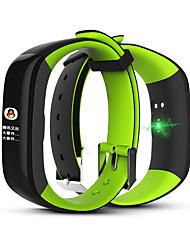 cheap -P1 Plus Smart Bracelet Heart Rate Blood Pressure Exercise Heat Consumption Recording Step By Step Waterproof Bracelet Intelligent Step Counting Bluetooth Bracelet
