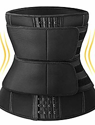 cheap -waist trainer for women, neoprene sauna waist cincher, weight loss compression trimmer, slimming body shaper