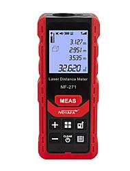 cheap -Noyafa NF-271 Laser Distance Meter 50M 70M Rangefinder Laser Tape Range Finder Measure Device Digital Ruler Test Tool