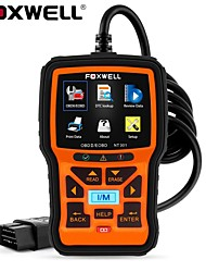 cheap -FOXWELL NT301 OBD2 Scanner Professional EOBD OBDII Code Reader Engine Check ODB2 OBD 2 Automotive Scanner Car Diagnostic Tool