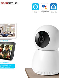 cheap -2MP WiFi IP Camera 1080P Home Security WiFi Tuya Camera Google/Alexa for option