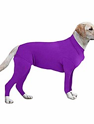 cheap -dog onesie/grooming, pet dog jumpsuit,pet dog recovery suit -reduce anxiety, replace medical cone