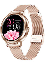 cheap -JSBP M4 Smartwatch Fitness Running Watch Bluetooth 1.09 inch Screen IP68 Waterproof Touch Screen Heart Rate Monitor Pedometer Call Reminder Activity Tracker for Android iOS Samsung Xiaomi Apple Men