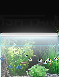 cheap -Super Slim LEDs Aquarium Lighting Aquatic Plant Light  Extensible Waterproof Clip on Lamp For Fish Tank