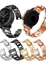 cheap -Watch Band for Huawei Watch GT 2e / Huawei Watch GT 2 46MM Huawei Jewelry Design Stainless Steel Wrist Strap