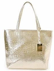 cheap -cyber sale monday deals womens crocodile large tote handbag purse shoulder bag