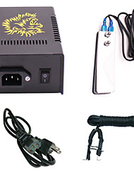 cheap -Professional Tattoo Power Supply - 110-220 V Professional Plastic & Metal for Tattoo Machine Power Tattoo Machine