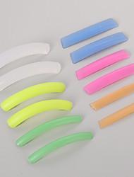 cheap -False Eyelashes Silicone Gasket Rainbow Patch Electric Eyelashes Reusable Eye Patch Gasket Color Multi-color Silicone Gasket