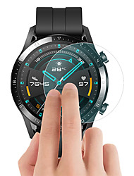 cheap -3 Pcs Smartwatch Screen Protector for Huawei Watch GT2 42mm 46mm Tempered Glass High Definition (HD)