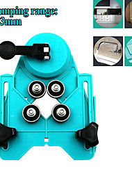cheap -Tile Glass Marble Punch Fixer Drilling Positioner Tile Chamfer Hole Locator Tool
