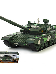 cheap -KDW 1:35 Alloy Tank Military Tank Model Simulation All Adults Kids Car Toys