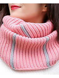 cheap -Unisex Active Infinity Scarf - Solid Colored Washable