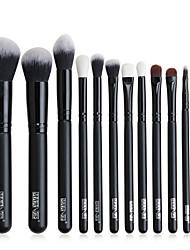 cheap -12 Sets of Makeup Brushes Makeup Tools Makeup Brushes Makeup Tools A Full Set of Facial Brushes