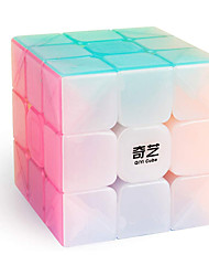 cheap -Speed Cube Set 1 pcs Magic Cube IQ Cube 3*3*3 Speedcubing Bundle Stress Reliever Puzzle Cube Professional Level Speed Adorable Kid's Toy Gift