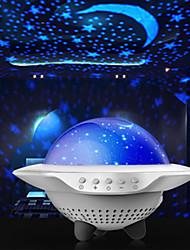 cheap -Starry sky projectionBluetooth Version UFO Star Projector Lamp Sleep Night Lights Rotating Lamp