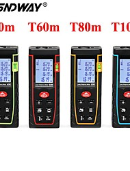 cheap -Laser Rangefinder T Series Handheld Infrared Measuring Instrument Electronic Ruler Laser Ruler