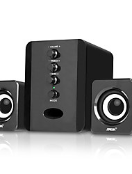 cheap -D-202 Combination Speakers USB Wired Computer Speakers Bass Stereo Music Player Subwoofer Sound Box for PC Smart Phones