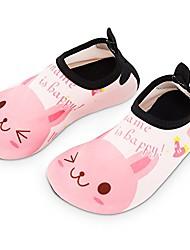 cheap -toddler kids swim water shoes quick dry non-slip water skin barefoot sports shoes aqua socks for boys girls toddler, pink cat, 2 little kid
