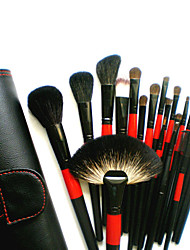 cheap -22 Professional Makeup Brushes Animal Hair Brushes Makeup Tool Set Makeup Utensils