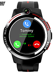 cheap -lokmat LOK02 Men Women Smartwatch Android iOS WIFI Bluetooth Touch Screen GPS Heart Rate Monitor Sports Calories Burned Timer Stopwatch Pedometer Call Reminder Activity Tracker