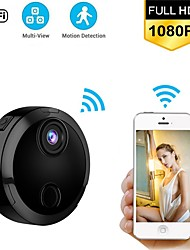 cheap -IP Mini Camera HD 1080P Camaras Wifi Wireless Security Camera Night Vision Detection Surveillance Monitor Espia DIY CCTV cam