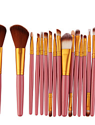 cheap -18 Makeup Brushes Set New Product Beauty Tools Eye Shadow Brush Full Set of Multi-Function