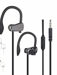 cheap -Wired In-ear Earphone 3.5mm Audio Jack Stereo InLine Control for Sport Fitness