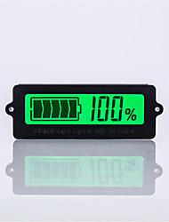 cheap -12V adjustable lithium lead-acid battery level indicator LY6