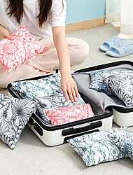 cheap -Travel Storage Bag Set Portable Suitcase Underwear Organize Bag Waterproof Small Items Divider