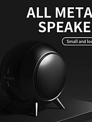 cheap -TWS wireless Bluetooth speaker Mini Portable HIFI Base Subwoofer Colorful Metal Shell
