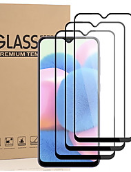 cheap -SAMSUNGScreen ProtectorGalaxy A10s High Definition (HD) Front Screen Protector 3 pcs Tempered Glass