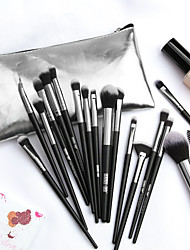 cheap -New Product 18 Makeup Brush Set with Brush Bag Makeup Tools