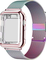cheap -Smart Watch Band for Apple iWatch 1 pcs Milanese Loop Stainless Steel Replacement  Wrist Strap for Apple Watch  6 / SE / 5/4/3/2/1