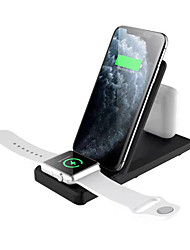 cheap -LITBest 3 in 1 Wireless Chargers Charger Kit 3 in 1 Wireless Chargers RoHS