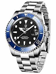 cheap -pagani design men's watches japanese automatic mechanical 40mm sport waterproof stainless steel sapphire glass wrist watch