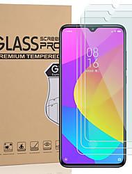 cheap -3 PCS Protector Screen for Xiaomi CC9/CC9e/A3/A3 Lite/9/9SE/8/8SE/A2/A2 Lite/A1 High Definition (HD) / 9H Hardness Tempered Glass