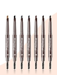 cheap -Eyebrow Pencil Waterproof Odor Free Easy Carrying 1 pcs Makeup Daily Cosmetic Health&Beauty Straight Moisture Long Lasting Athleisure Wear to work Going out Cosmetic Grooming Supplies