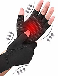 cheap -copper arthritis compression gloves for men and women, high copper infused compression gloves, pain relief and healing for arthritis, carpal tunnel, typing and daily work (xl)
