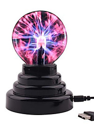 cheap -3 Inch Usb Magic Electrostatic Ion Ball Light Lightning Ball Night Light