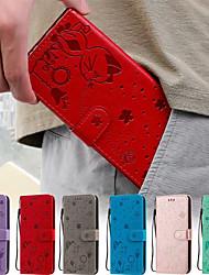 cheap -Case For Samsung Galaxy A11 A21S A31 A51 A81 A91 M31 M31S M51 Pattern Full Body Cases 3D Cartoon PU Leather A10 A20 A30 A40 A50 A70 A20E