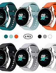 cheap -Compatible for galaxy watch 3 41mm bands sport smart watch bands