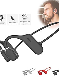 cheap -DYY-1 Bone Conduction Headphone Bluetooth5.0 with Microphone for Sport Fitness